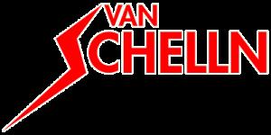 Bandlogo der Erlanger Rockband Van Schelln