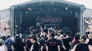 Van Schelln am Summer Breeze 2018